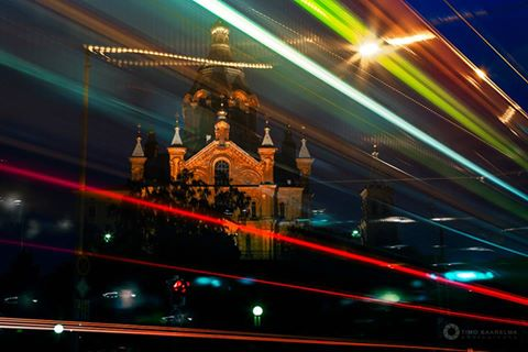 Uspenski Cathedral (Photo Credit: Timo Saarelma)