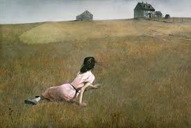 painting by Andrew Wyeth